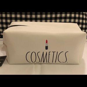 Rae Dunn Lipstick COSMETICS Bag